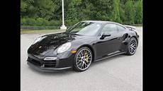 porsche 911 turbo 2015 porsche 911 turbo s start up exhaust and in depth