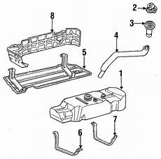 1996 ford f150 fuel system diagram f6tz9002n ford tank assembly fuel gallon front midship lakeland ford parts