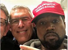 kanye west and trump news