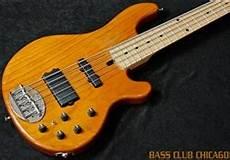 Lakland Usa 55 94 5 String Bass Guitar 5594 Sold