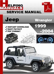 download car manuals pdf free 1999 jeep wrangler navigation system jeep wrangler 1999 2004 service repair manual download download m