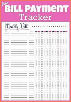 monthly bills template clergy coalition