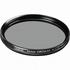58mm Circular Polarizing Filter With Lens canon 58mm circular polarizing filter 2188b001 b h photo