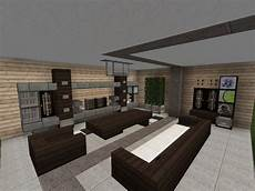 3 modern living room designs minecraft project