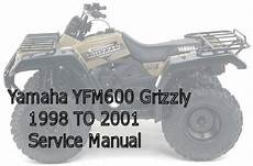 1999 600 grizzly wiring diagram yamaha yfm600 grizzly service manual tradebit