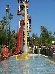 King Khajuna Free Fall Slide Picture Of Costa Caribe