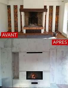 renovation cheminee avant apres atry home chemin 233 es et po 234 les 06 r 233 novation de chemin 233 e
