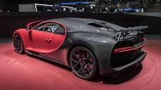 Bugatti Chiron Sport Introduced In Geneva Improves