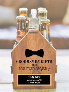 Wedding Gift Ideas For Groomsmen