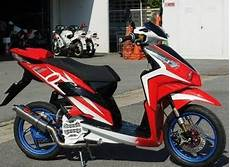 Modifikasi Vario Techno 2011 by Modifikasi Honda Vario Techno Cbs Racing Gambar Motor