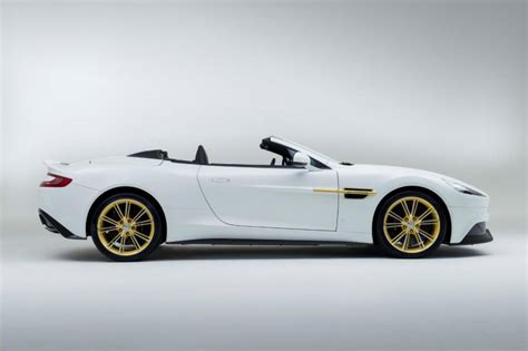 Limited-edition Aston Martin Works 60th Anniversary