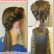 And Easy Hairstyle For School