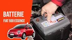Changer La Batterie Fiat 500 1 2 8v