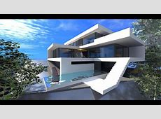 Minecraft Speed Build! EPO2   Modern house 1!   YouTube