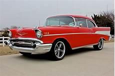 1957 Chevy Bel Air Two Door Hardtop