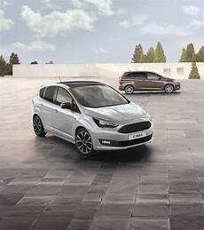 Ford Reminds Us The C Max Still Exists With New Sport