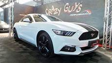ford mustang fastback eco blanche 2016 performance motors
