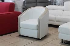 fauteuil cabriolet cuir blanc 2 id 233 es de d 233 coration