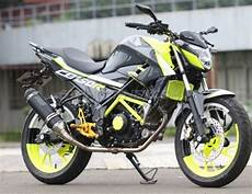 Modifikasi All New Cb150r by Foto Modifikasi All New Honda Cb150r Streetfire