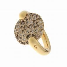 pomellato anelli pomellato pomellato anello a a402 o3 br da antoniazzi gioielli