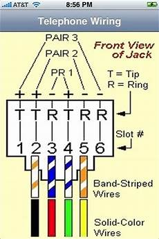 rj11 telephone wiring diagram australia rj11 rj45 wiring diagram img schematic