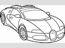Bugatti Veyron 2 zeichnen lernen schritt für schritt
