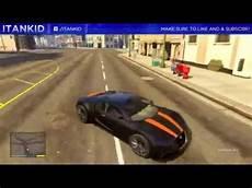 How To Find Bugatti In Gta 5 by Gta 5 Secret Car Location 1 000 000 Bugatti Veyron How