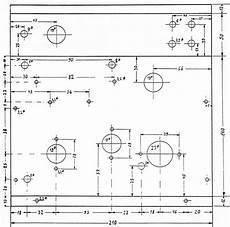 steckdosen bohren abstand aufbau und verdrahtung eines 0 v 2 geradeausempf 228 ngers
