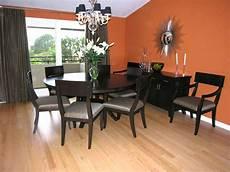 esszimmer gestalten farbe modern house modern dining room in orange color