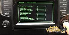 Vw Discover Media Mib1 Engineering Green Menu Enabled