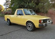 Turbodiesel Swapped Vw Caddy Up For Auction The Drive