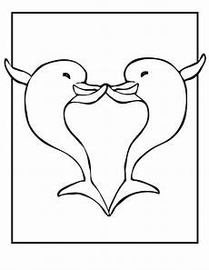 free printable dolphin coloring pages for