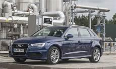 Audi A3 Sportback Maße - audi a3 g la prima a metano primo contatto