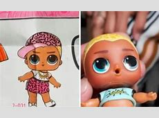 pictures of lol omg dolls