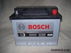 batteria auto bosch batteria bosch s3005 s3 56 ah dx auto ebay