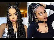 Hairstyles For American Hair
