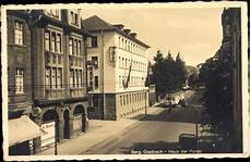 das haus deutschland partei foto ansichtskarte postkarte bergisch gladbach blick