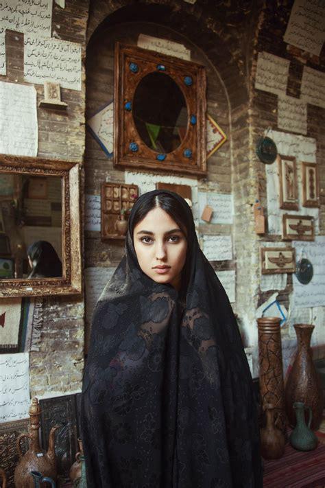 Young Persian Girl