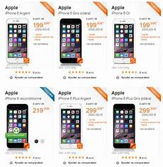 l iphone 6 224 moins de 200 cet 233 t 233 chez orange iphone