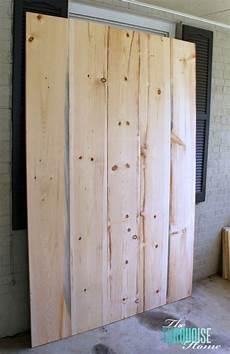 diy barn door how to build a sliding barn door the turquoise home