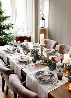 Weihnachtsgedeck Ideen Town Country Living Country