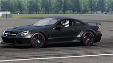 mercedes sl65 amg black series mercedes sl65 amg black series at top gear test track