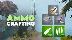 ammo crafting materials a beginners guide fortnite save the world youtube