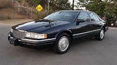 Cadillac Seville Flagship Saloon 45k Orig 1 Owner