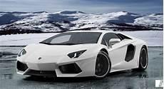 Lamborghini Aventador White Wallpaper Hd
