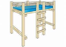 bauanleitung hochbett bett selber bauen bauanleitung f 252 r ein stabiles kinder