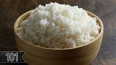 how to cook perfect rice every time youtube