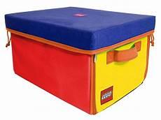 boite de rangement pour lego lego rangement a1768xx pas cher grande bo 238 te de rangement lego zipbin