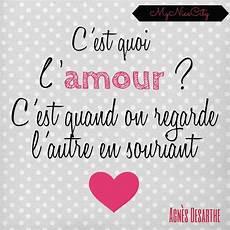 Citation C Est Quoi L Amour Mynicecity Words