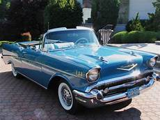 57 Chevy Convertible